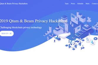 2019 Qtum & Beam Privacy Tech Hackathon