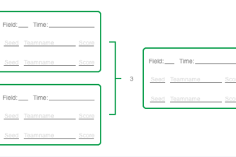 Bracket Print | Tournament bracket maker