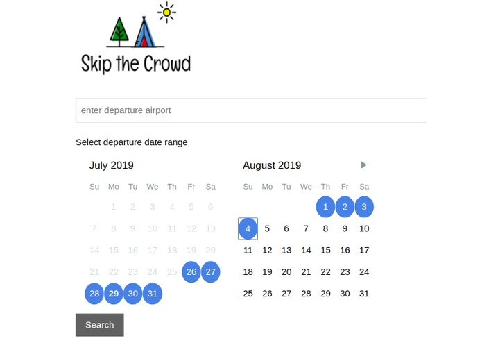 HackTheJourney-skip_the_crowd – screenshot 4