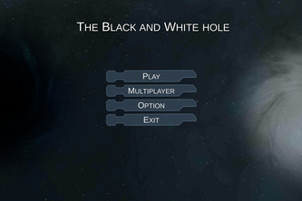 Black and white hole Game