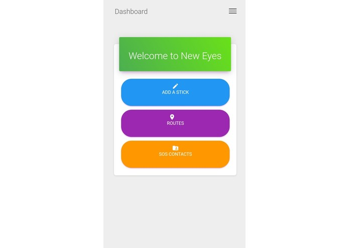 New Eyes – screenshot 1