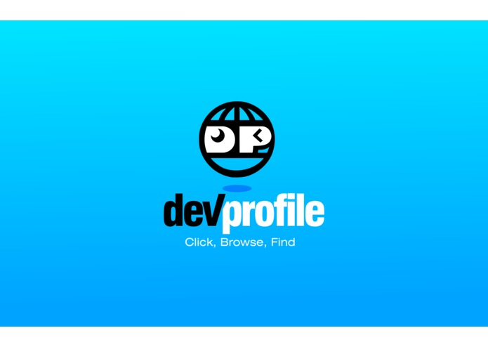 Devprofile – screenshot 1