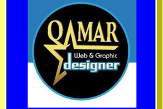Qamar designer and developer