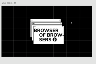 BoB (Browser of Browsers)