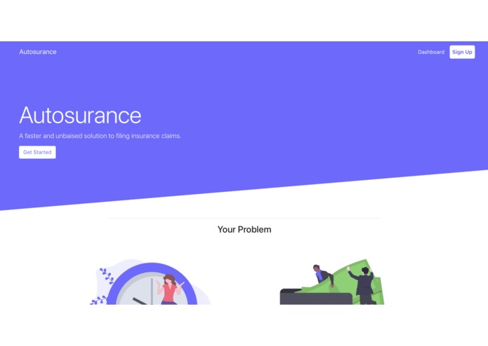 Autosurance – screenshot 1