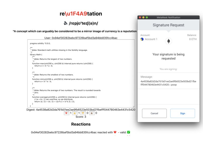 Re\u1F4A9tation – screenshot 1