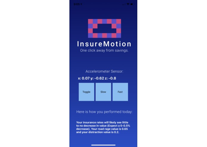 InsureMotion – screenshot 3