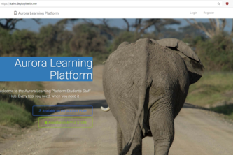 Aurora Learning Platform