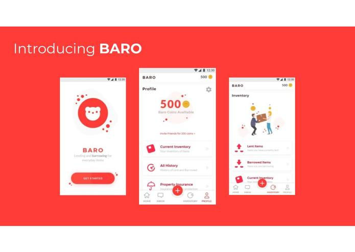 Baro – screenshot 1