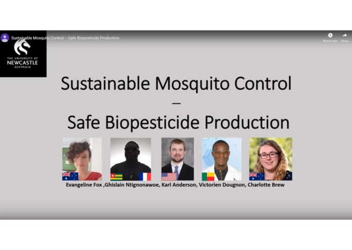 Sustainable Mosquito Control – Safe Biopesticide Production – screenshot 6
