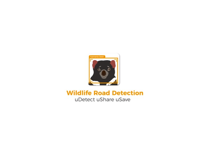 Wildlife Road Detection - uDetect uShare uSave – screenshot 1
