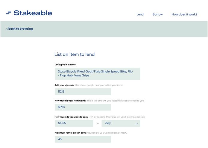 Stakeable – screenshot 8