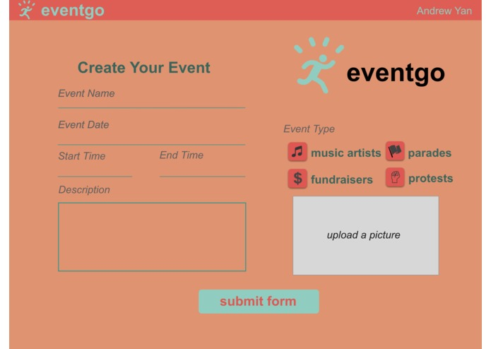 EventGo – screenshot 3
