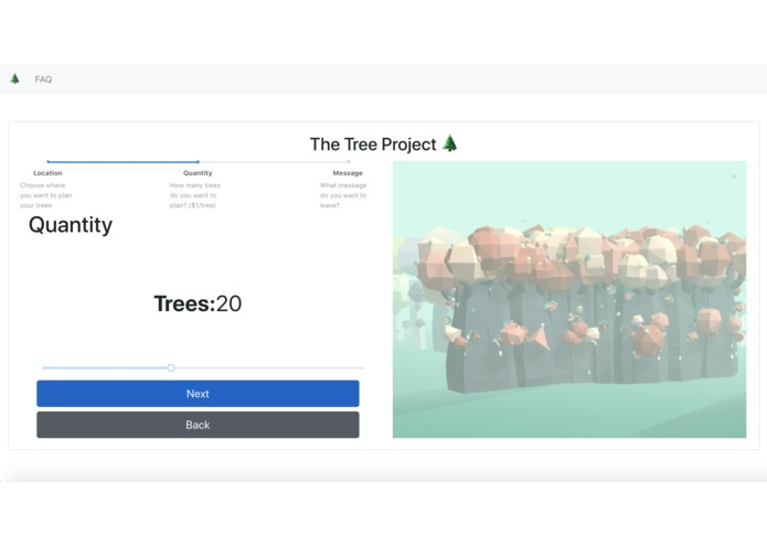 The Tree Project – screenshot 4