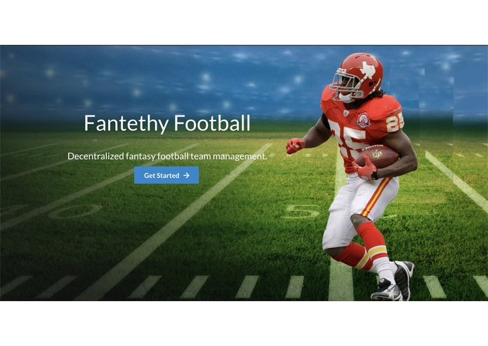 Fantethy Football – screenshot 1