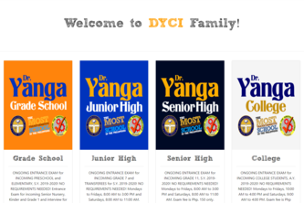 DYCI Official Website
