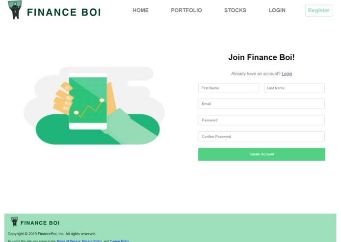 Finance Boi – screenshot 5
