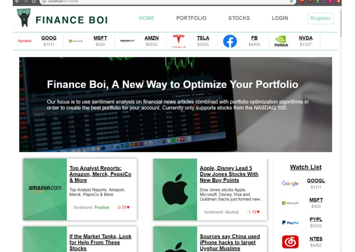 Finance Boi – screenshot 8