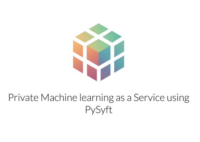 Private Machine Learning as a Service using PySyft – screenshot 3