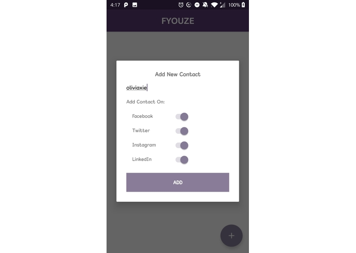 FYOUZE – screenshot 5