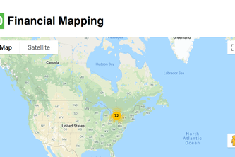 TD Financial Mapping