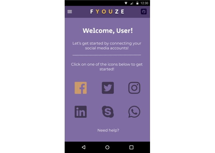 FYOUZE – screenshot 4