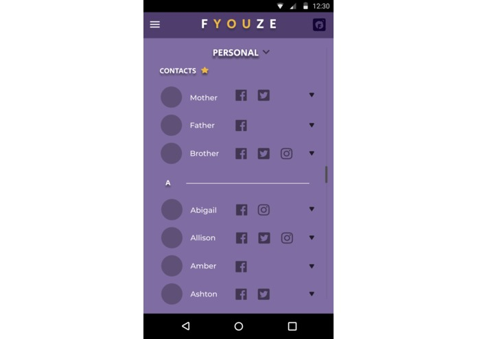 FYOUZE – screenshot 6