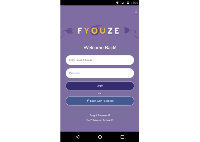 FYOUZE – screenshot 2