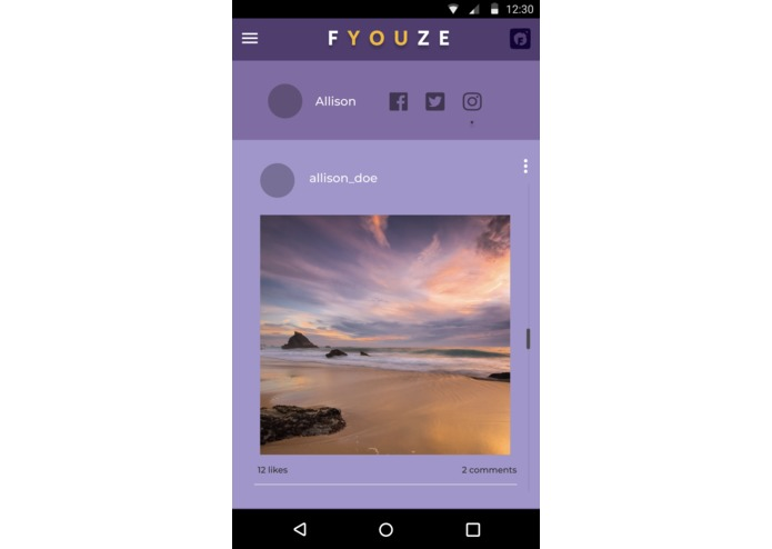FYOUZE – screenshot 11