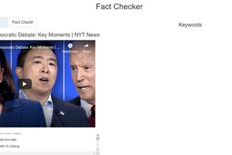 Fact Checker!