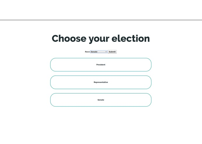 Political Synthesis – screenshot 3