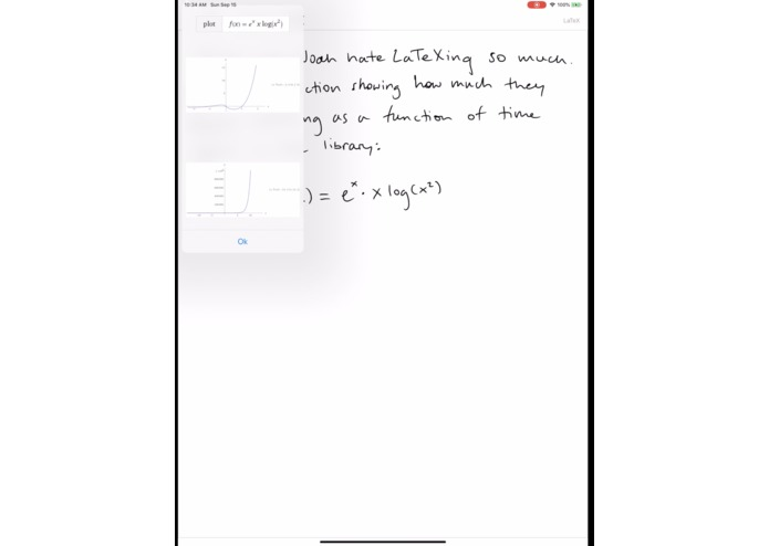 Notelet – screenshot 4