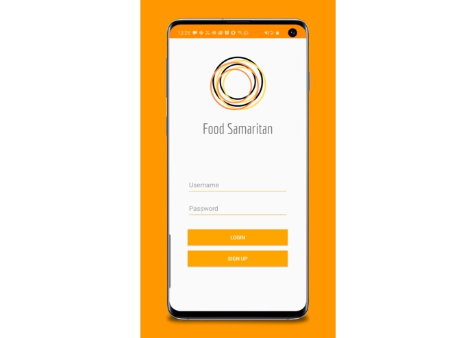 FoodSamaritan – screenshot 2