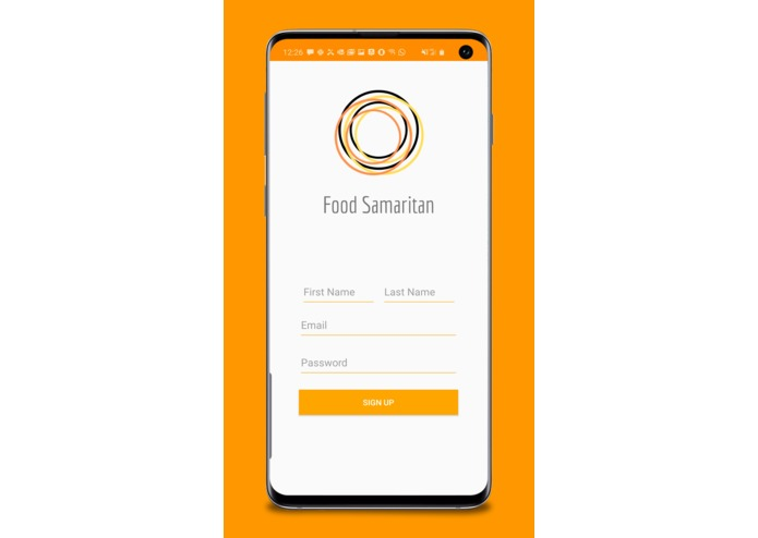 FoodSamaritan – screenshot 3