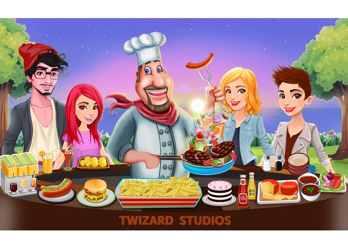 Cooking CIty - Mad Chef's Restaurant – screenshot 1