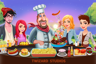 Cooking CIty - Mad Chef's Restaurant