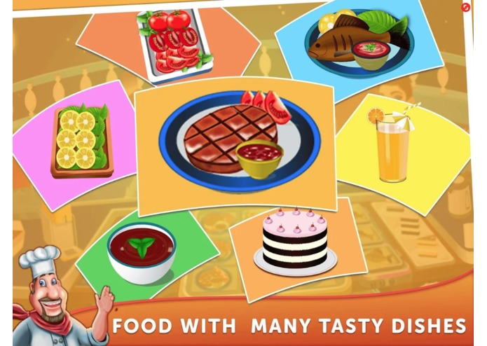 Cooking CIty - Mad Chef's Restaurant – screenshot 3