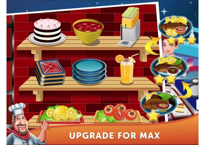 Cooking CIty - Mad Chef's Restaurant – screenshot 4