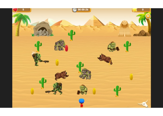 Treasures Hunter Game – screenshot 3