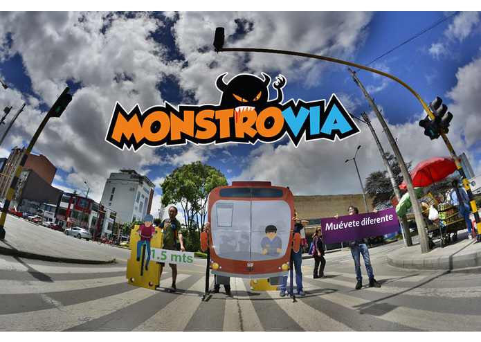 Monstrovia – screenshot 1