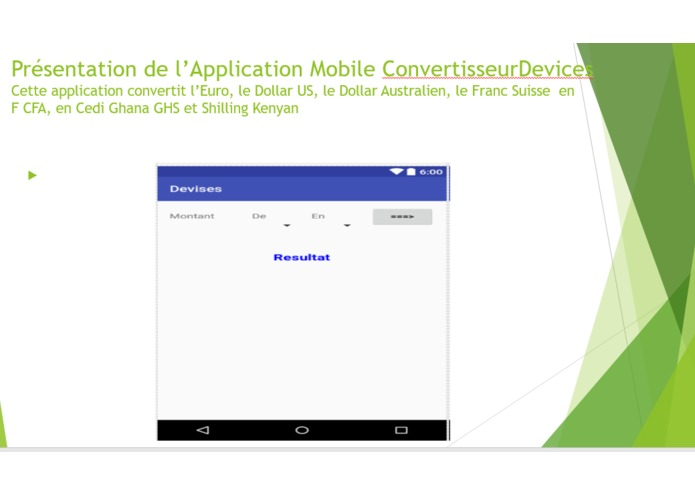 Samba Development Application Mobile for Mal – screenshot 3