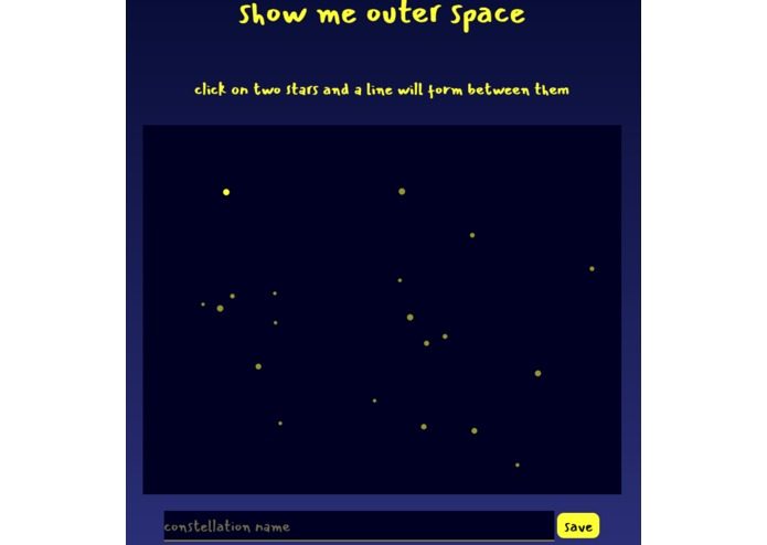 Show Me Outer Space – screenshot 3