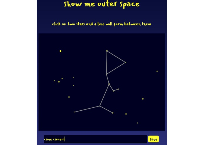 Show Me Outer Space – screenshot 4