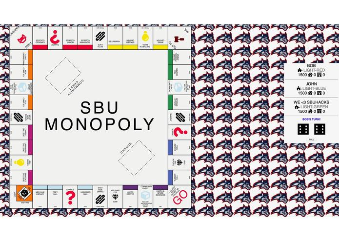 SBU Monopoly – screenshot 1