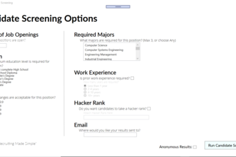 AMMInnovation's Recruiting Made Simple