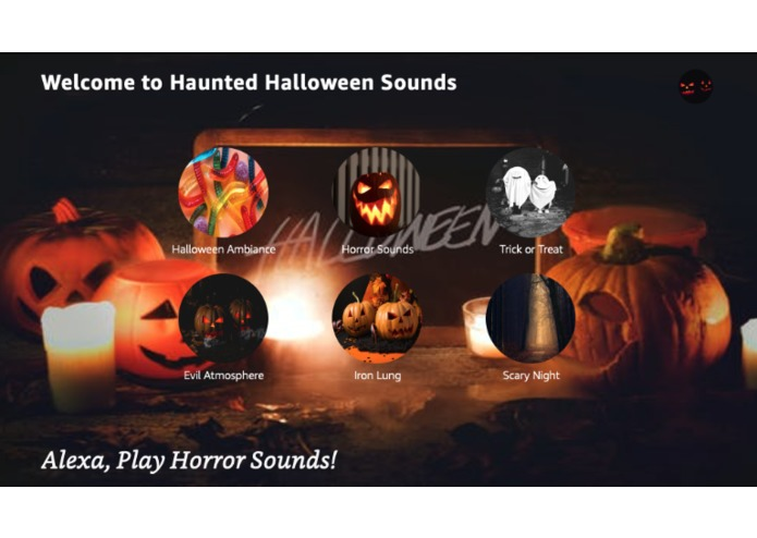 Haunted Halloween Sounds – screenshot 2