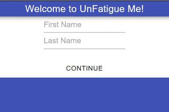 UnFatigue Me
