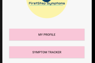 FirstStep Symptoms