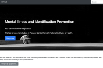 Mental Illness Identification and Prevention