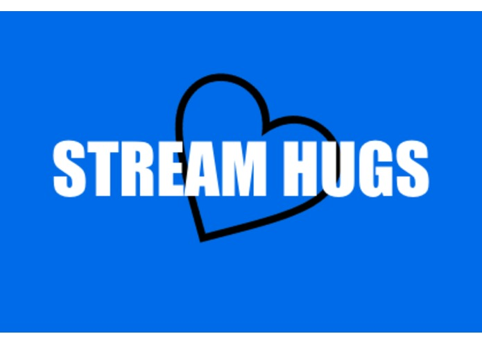 Stream Hugs - Interactive Trust + Community Building Tool – screenshot 1